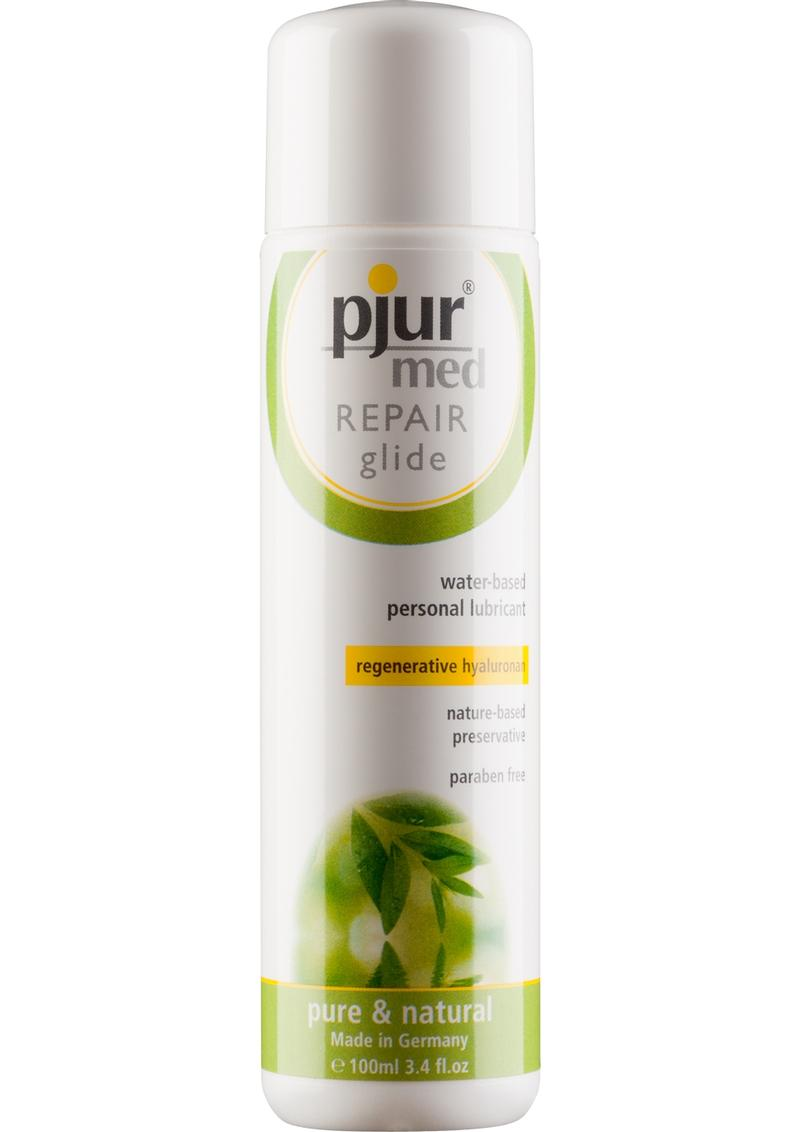 Pjur Med Repair Glide Water Based Lubricant 3.4oz