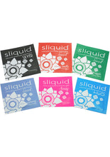 Load image into Gallery viewer, Sliquid Natural Intimate Lubricant Sampler Kit