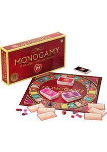Monogamy: A Hot AffairWith Your Partner - Board Game