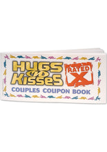 Load image into Gallery viewer, Hugs N Kisses X Rated Couples Coupon Book