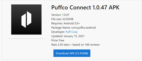Puffco android app