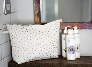 Mirage Dot Wash Bag