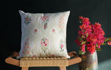 Load image into Gallery viewer, Les Indes Suman Cushion Cover - Tikauo