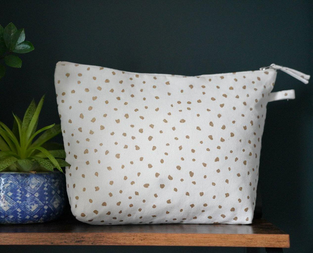 Mirage Dot Wash Bag - Tikauo