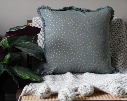 Mirage Dot Cushion Cover - Tikauo