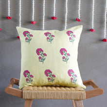 Load image into Gallery viewer, Alia Floral Cushion Cover