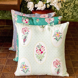 Les Indes Champa Cushion Cover