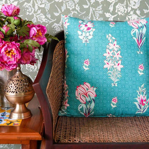 Les Indes Gulshan Cushion Cover - Tikauo