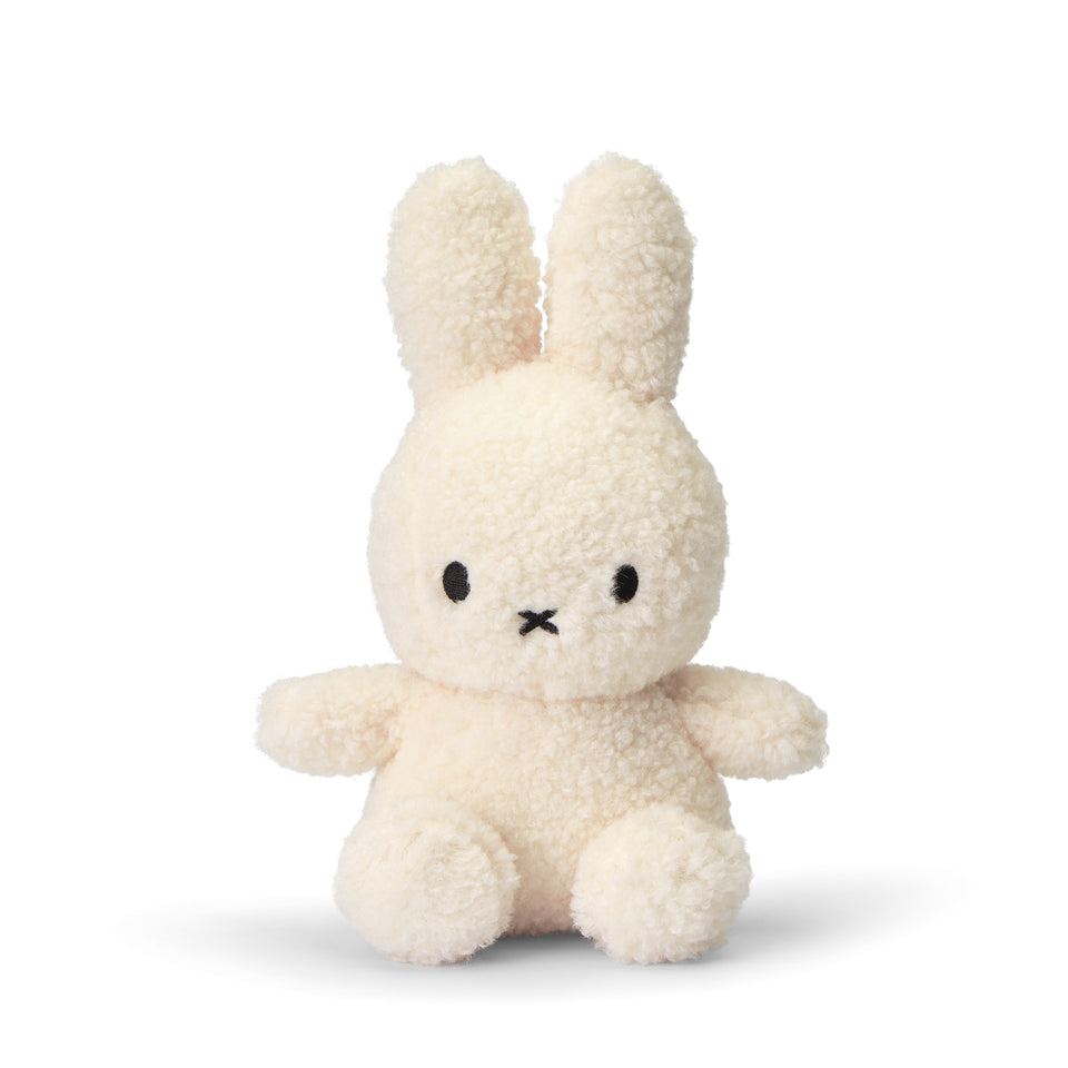 MIFFY NIJNTJE TEDDY CREAM 23cm 100% RECYCLED DICK BRUNA COLLECTABLE