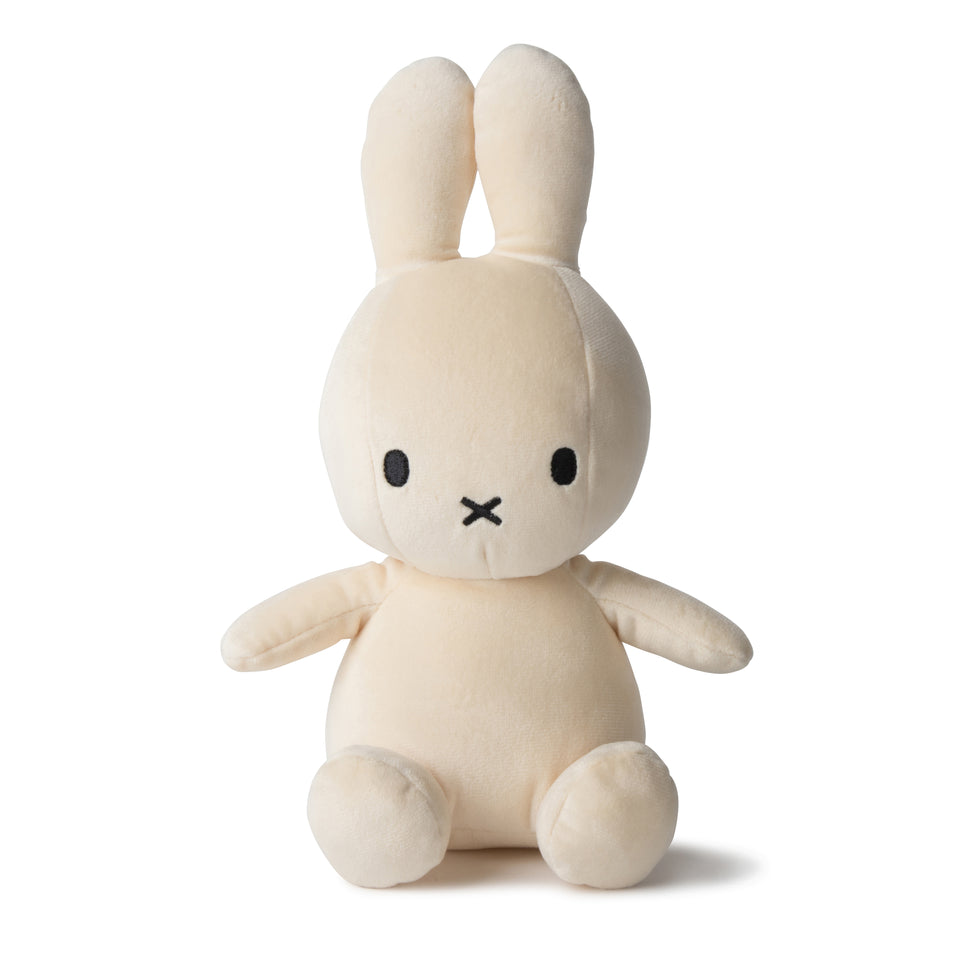 MIFFY VELVETINE CREAM NIJNTJE DICK BRUNA SOFT PLUSH CUDDLY TOY