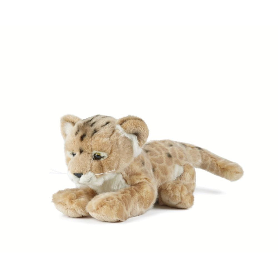 LIVING NATURE LION CUB 35cm AN322 CUDDLY SOFT PLUSH TOY CAT