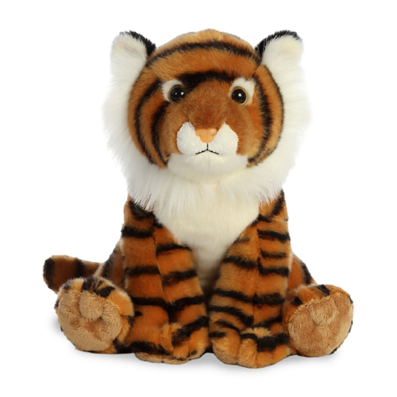 "AURORA PLUSH 12"" DESTINATION NATION BENGAL TIGER 80682 SOFT TOY"