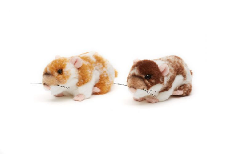 HAMSTER PET 18cm SUPER SOFT CUDDLY CUTE PLUSH TOY