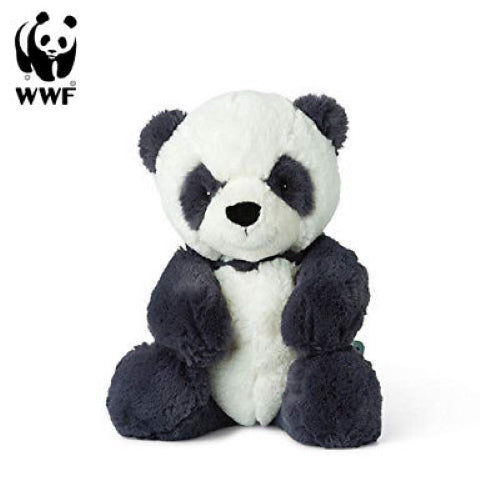 WWF CUB CLUB PANU THE PANDA PLUSH SOFT TOY 29CM
