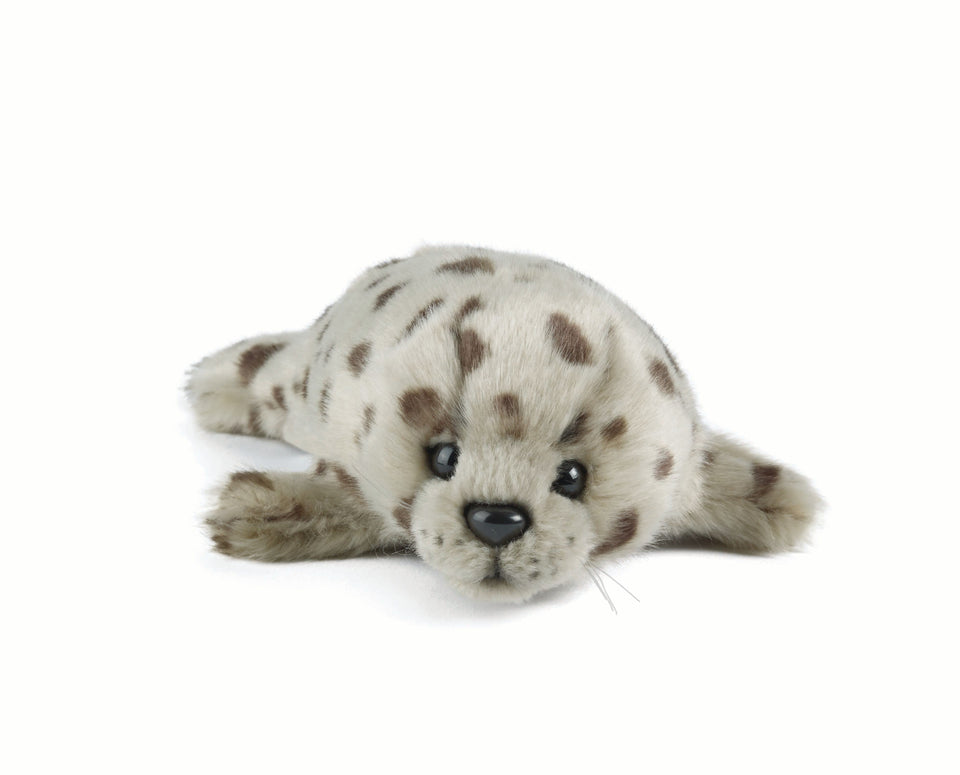 LIVING NATURE COMMON SEAL PUP AN357 SOFT CUDDLY PLUSH TOY