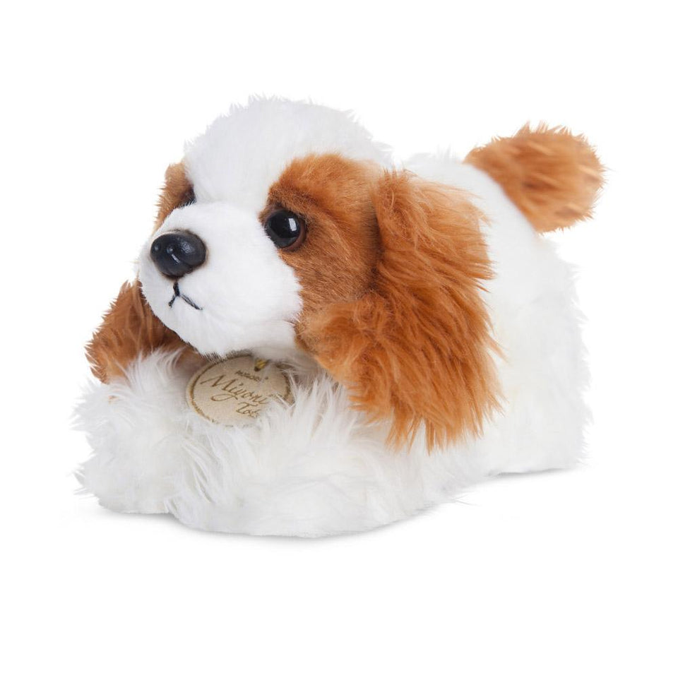 "AURORA 8"" MIYONI TOTS KING CHARLES SPANIEL DOG 60478 SOFT TOY PLUSH"