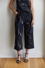 Load image into Gallery viewer, Marble Silk Pants