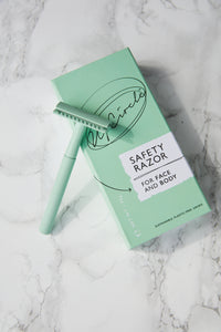 Plastic-Free Safety Razor
