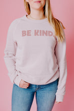 Load image into Gallery viewer, Be Kind Fleece Sweatshirt