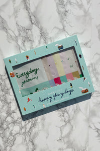 Happy Glowy Days - 8 Everyday Sheet Mask Kit