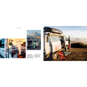 Vanlife Diaries by Kathleen Morton, Jonny Dustow and Jared Melrose - The Red Lark Shop