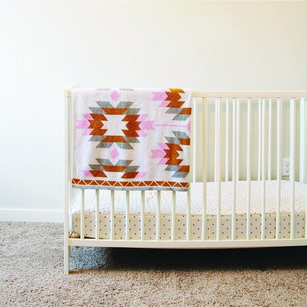 Baby Throw - The Red Lark Shop