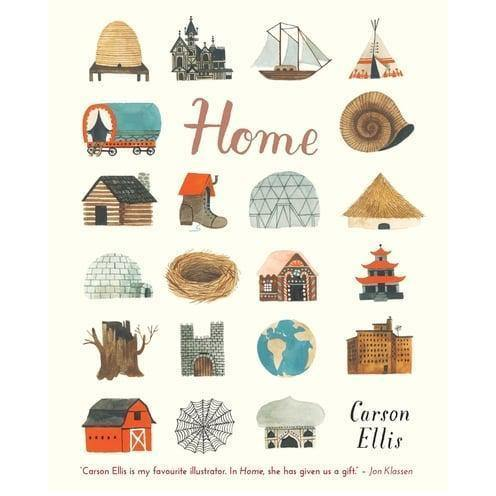 Home by Carson Ellis - The Red Lark Shop
