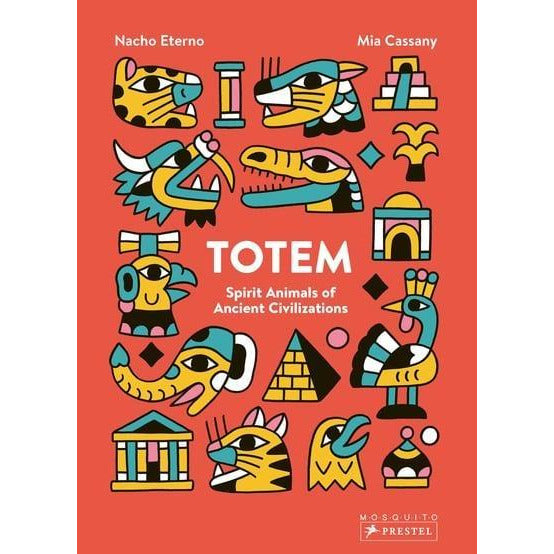 Totem by Mia Cassany - The Red Lark Shop