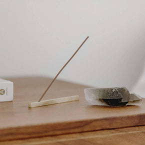 Solid Brass Incense Holder - The Red Lark Shop