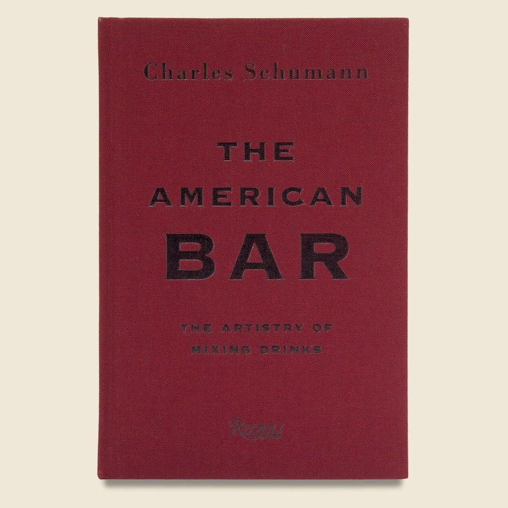 The American Bar by Charles Schumann