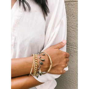 Skinny Bangle - The Red Lark Shop