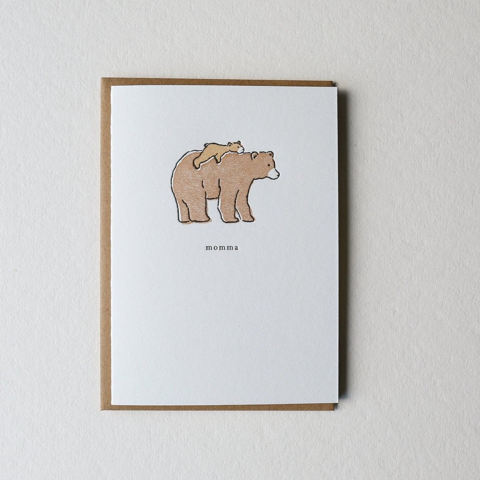 Momma Bear - The Red Lark Shop
