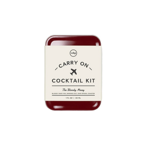 The Bloody Mary Cocktail Kit