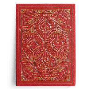 Playing Cards - The Red Lark Shop