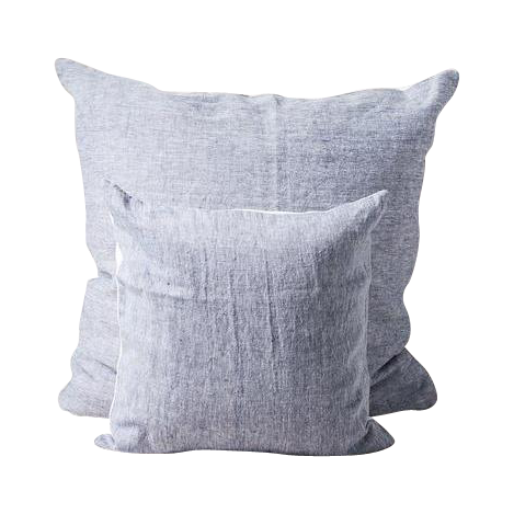 Washed Linen Pillow - The Red Lark Shop