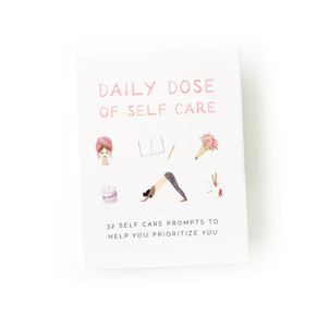 Self Care Cards