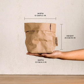 Paper Bag Small - The Red Lark Shop