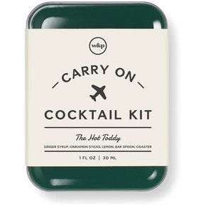 The Hot Toddy Cocktail Kit - The Red Lark Shop