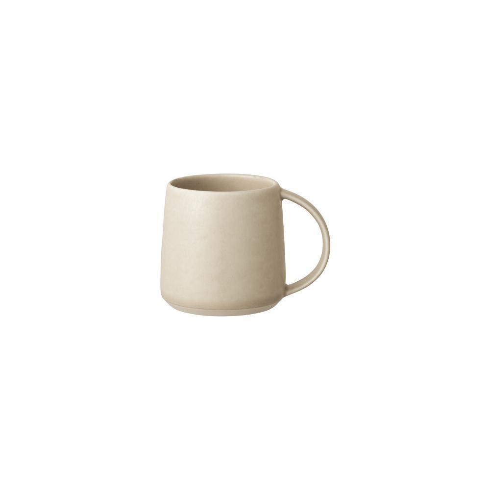 White Ripple Mug - The Red Lark Shop