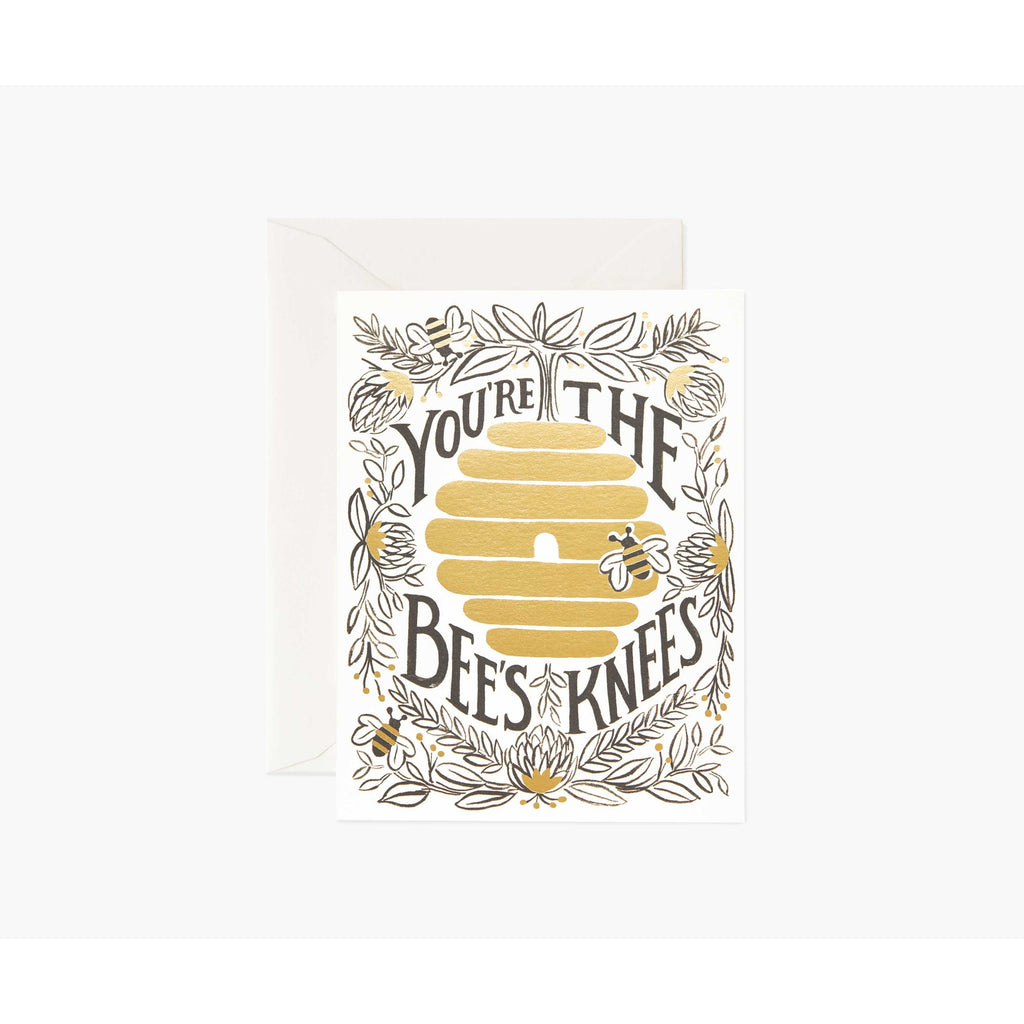 You're The Bee's Knees - The Red Lark Shop