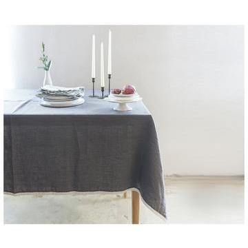 Hayden Linen Tablecloth - Rectangle - The Red Lark Shop