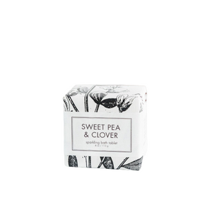Petite Sweet Pea & Clover Soap - The Red Lark Shop