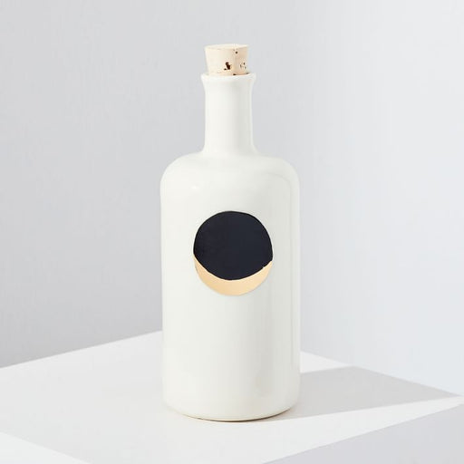 White Waxing the Moon Bottle - The Red Lark Shop
