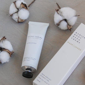Radish Root Hand Creme - The Red Lark Shop