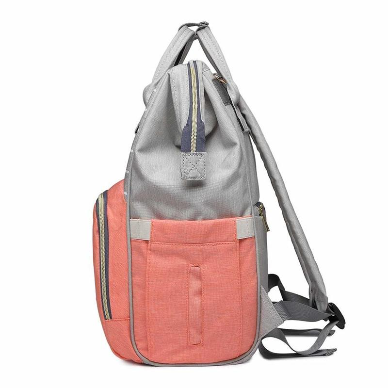 Ultimate Parent's Bag - Classic Side View