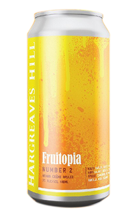 Hargreaves Hill - Fruitopia #2 - Mango Creme Brulee