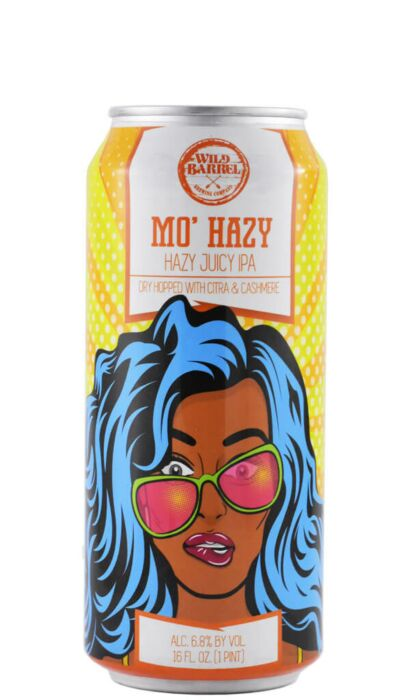 Wild Barrel - Mo'Haze