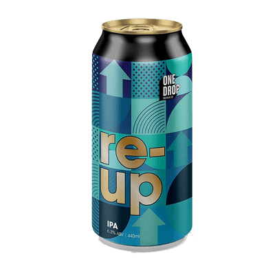 One Drop - Re-Up IPA