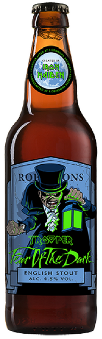Robinsons - Trooper - Fear of the Dark - English Stout