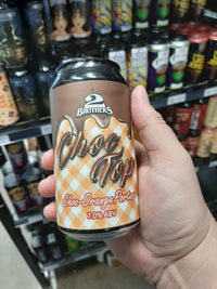 2 Brothers - Choc Top - Orange